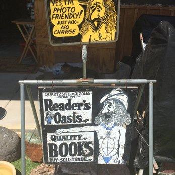Reader's Oasis